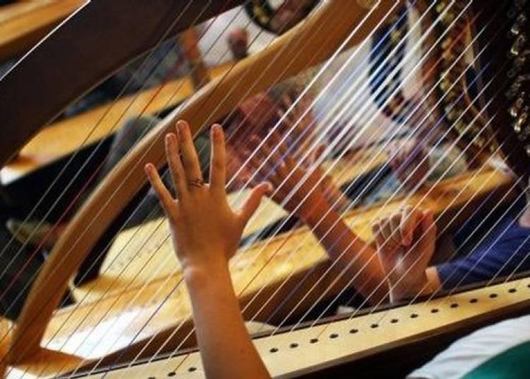 Master Class de Harpe à Lorient