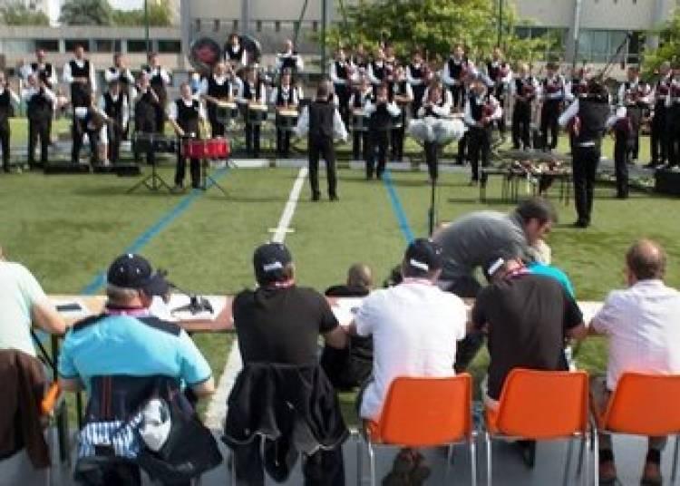 Championnat National Bagadou à Lorient