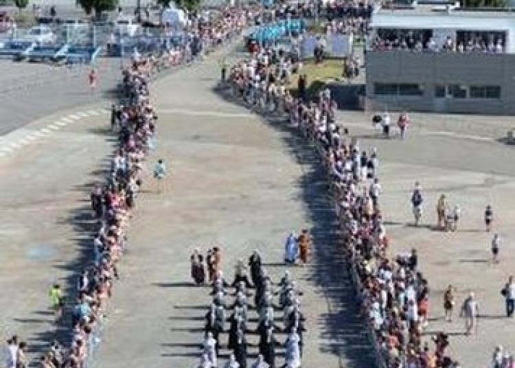 Grande Parade Des Nations Celtes � Lorient