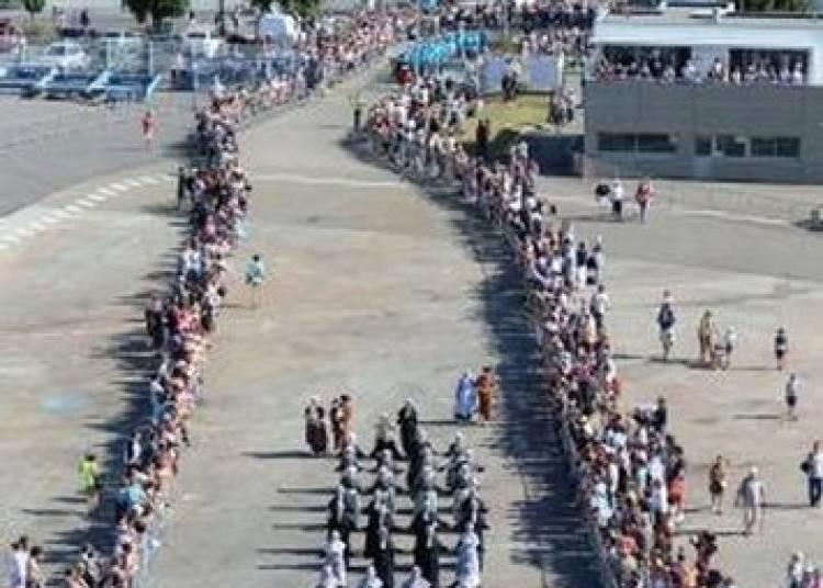 Grande Parade Des Nations Celtes à Lorient