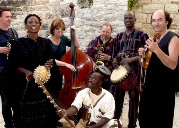 Jacky Molard quartet & Foune Diarra trio � N'Diale � � Coutances