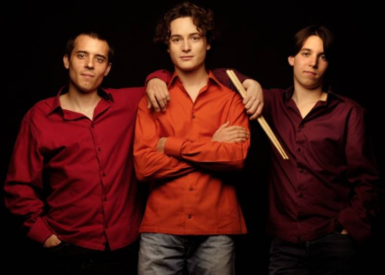 Thomas Enhco Trio � Coutances