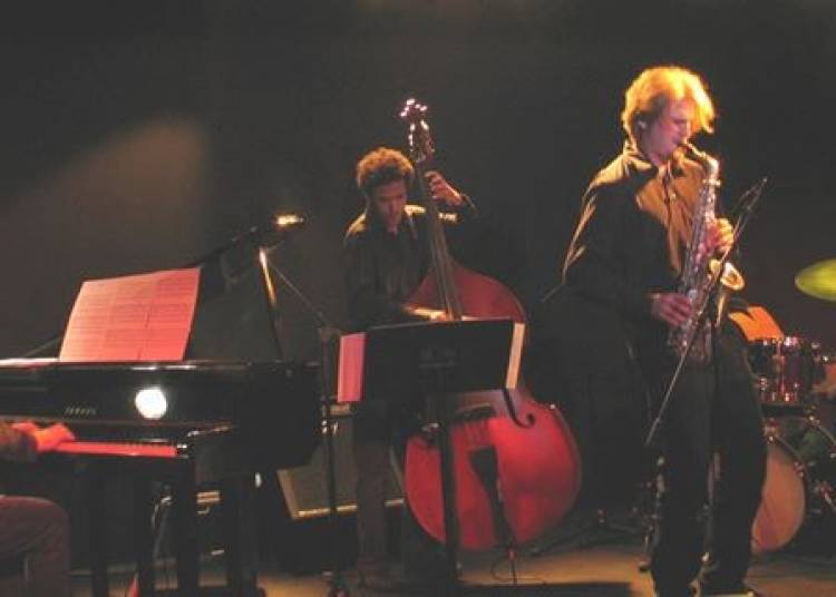 Benoit Berthe - Benny Golson à Marciac