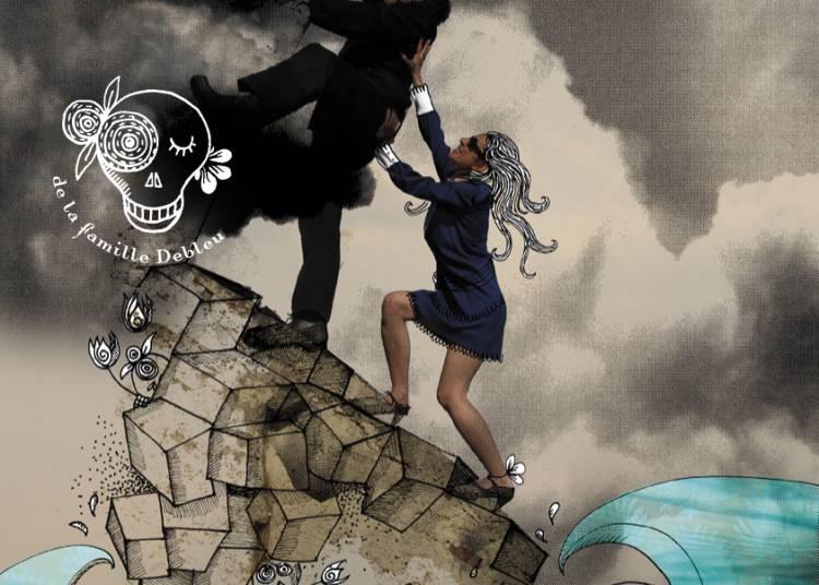 L'irr�sistible apocalypse de la famille Debleu � Chalon sur Saone