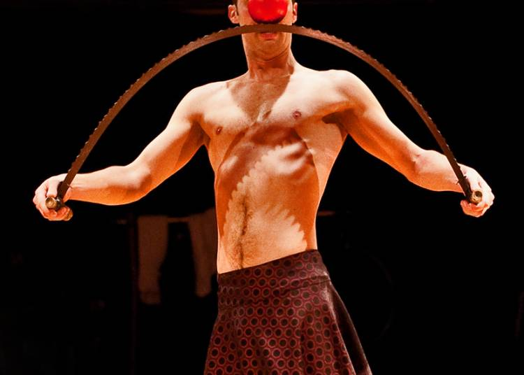 Le Cirque Pr�caire � Vendome