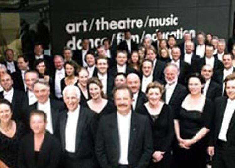 Mozart - Mahler � Paris 19�me