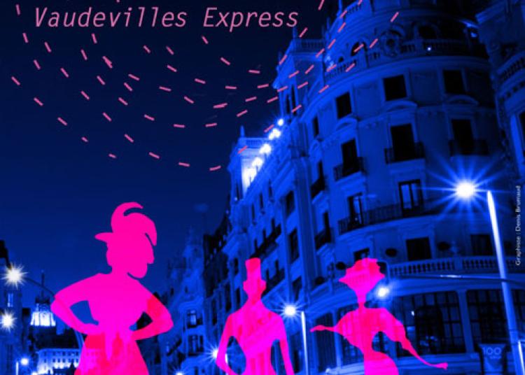Compagnie Acidu - Bling! Vaudevilles express � Chalon sur Saone