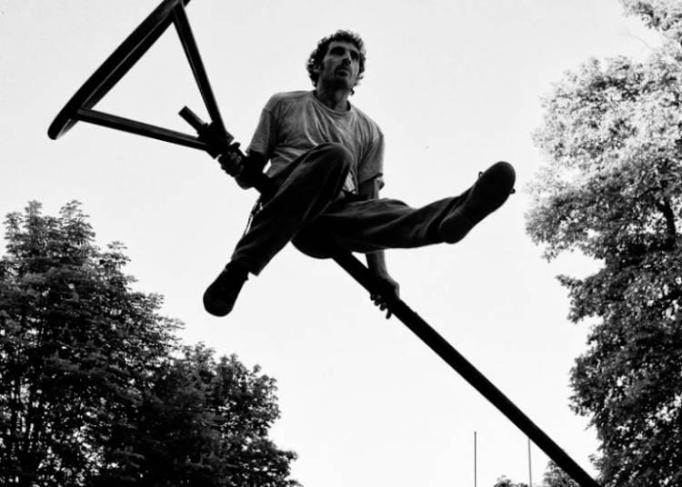 Circ Panic - L'homme qui perdait le boutons � Chalon sur Saone