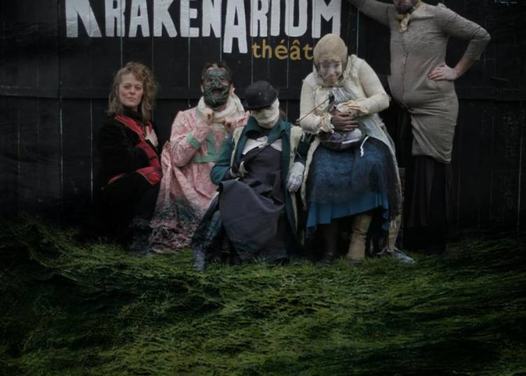 Compagnie Hic et Nunc - Krakenarium Théâtre à Chalon sur Saone