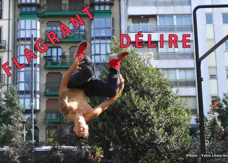 Compagnie Yann Lheureux - Flagrant Délire à Chalon sur Saone