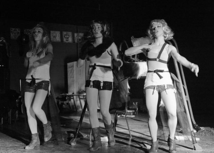 Krache théâtre - Richard 3, Rodéo mécanique ou la grosse teuf à Chalon sur Saone