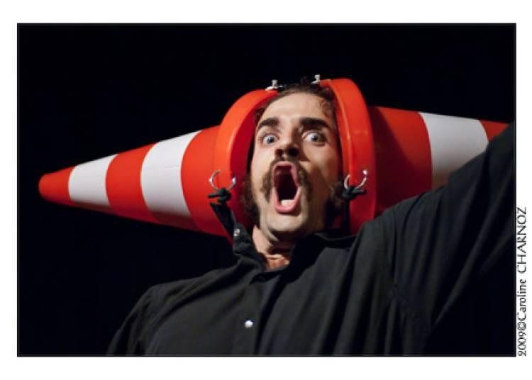 Mathieu Moustache dans tous ses �tats � Chalon sur Saone