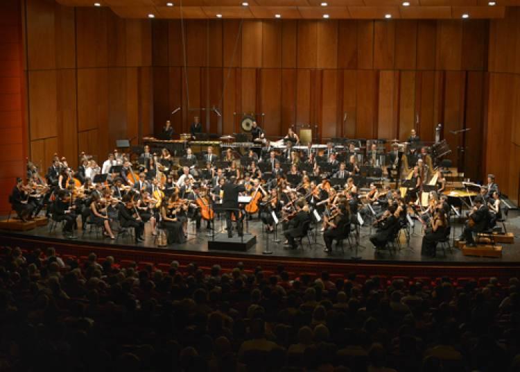 Orchestre des jeunes de la M�diterran�e � Marseille