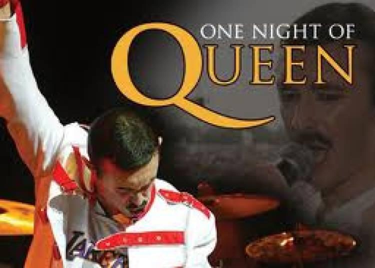 One Night Of Queen � Paris 9�me