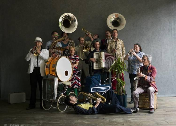 Orchestre International du Vetex - Moi c'est Nette à Chalon sur Saone