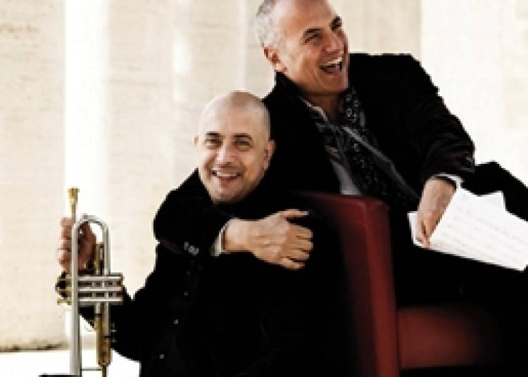 Yom & Farid D - Danilo Rea & Flavio Boltro à Cergy