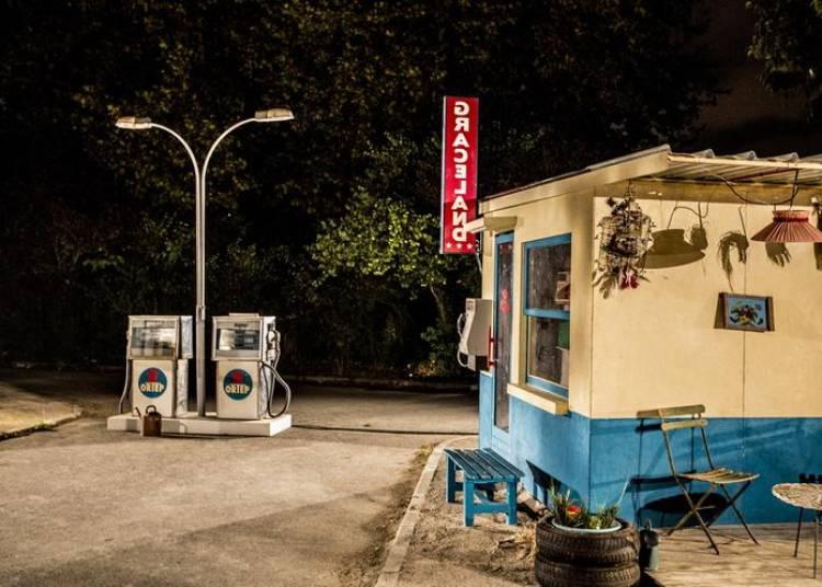 Compagnie Bélé-Bélé - Graceland, road movie immobile à Chalon sur Saone