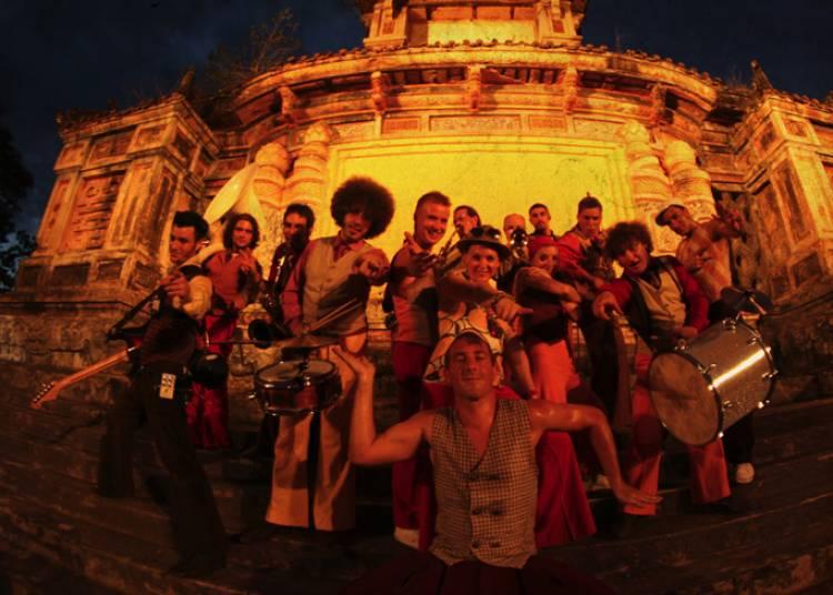 Les Traîne-Savates - Aire 2 funk à Chalon sur Saone