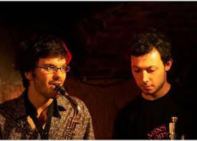 Emmanuel Bex, Nico Morelli, Mike Ladd à La Courneuve