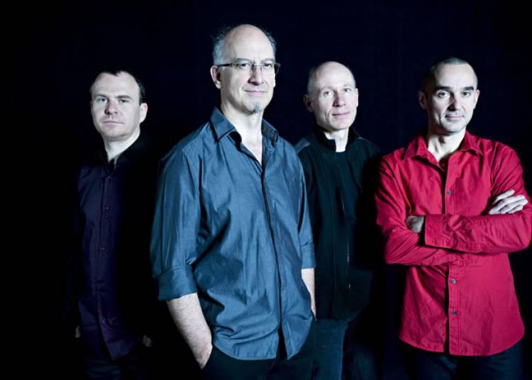 Yves Rousseau Quartet à La Courneuve