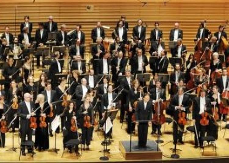 Dans la famille orchestre : les percussions � Paris 16�me