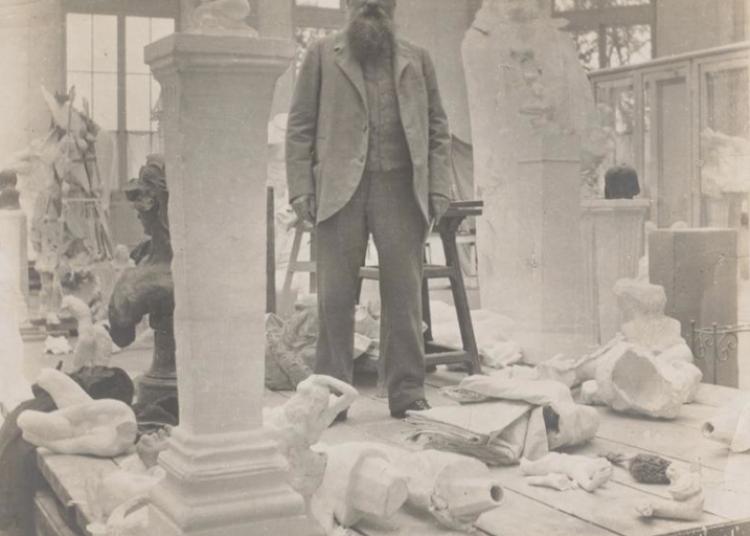 Rodin, le laboratoire de la cr�ation � Paris 7�me