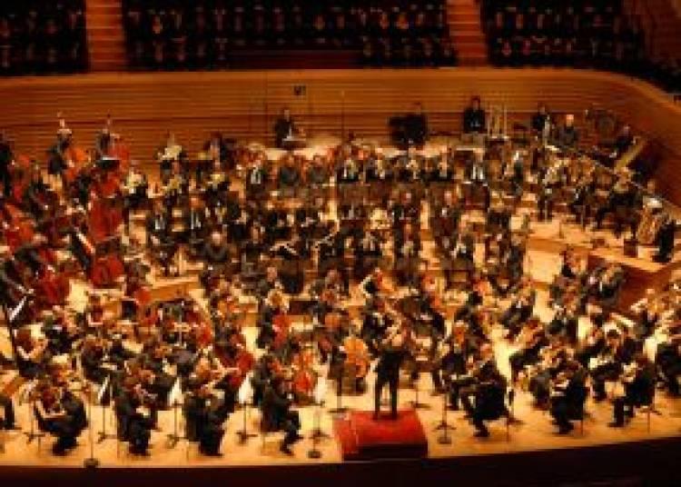 Hymne à la joie à la Philharmonie de Paris à Paris 19ème