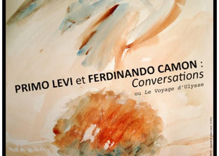 Primo Levi & Ferdinando Camon � Paris 4�me