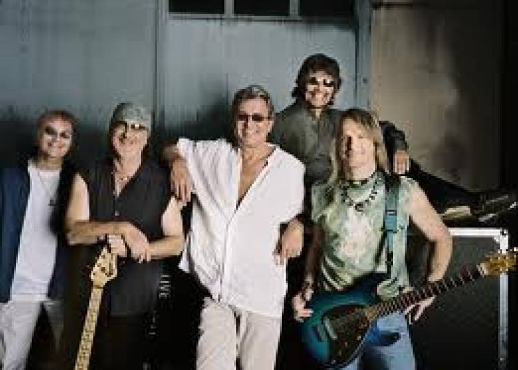 Deep Purple � Paris 19�me
