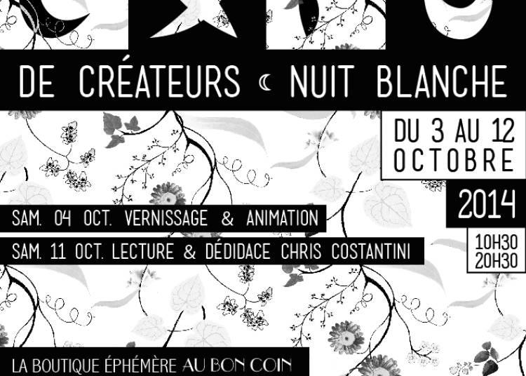 Les créateurs de J'veux du Soleil font leur Nuit Blanche à Paris 18ème