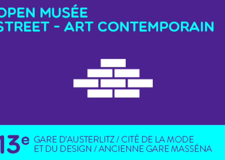 Open mus�e street-art contemporain � Paris 13�me