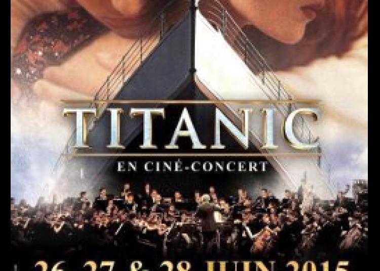 Titanic en cin� concert � Paris 17�me