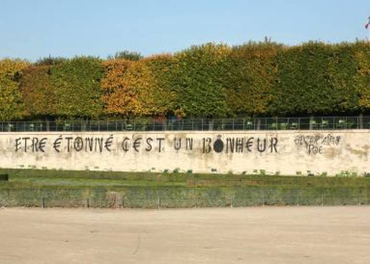 Etre �tonn� c'est un bonheur � Paris 13�me