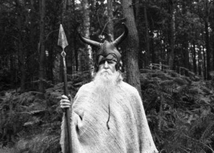 Hommage � Moondog � Paris 5�me
