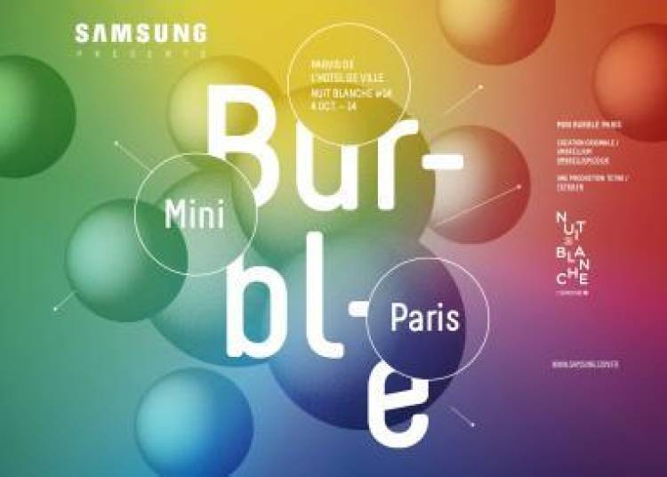 Mini Burble Paris � Paris 4�me