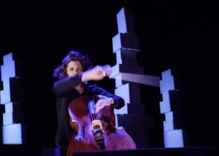 Odyssée pour violoncelle et choeur imaginaire à Paris 4ème