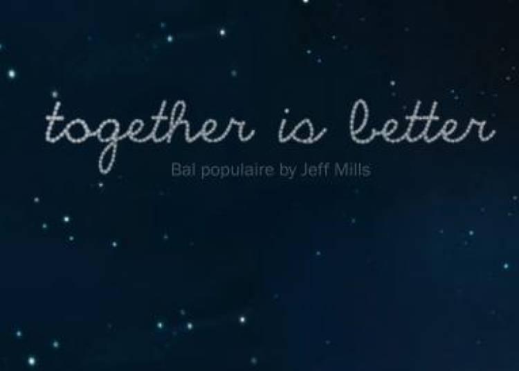 Together is better à Paris 14ème