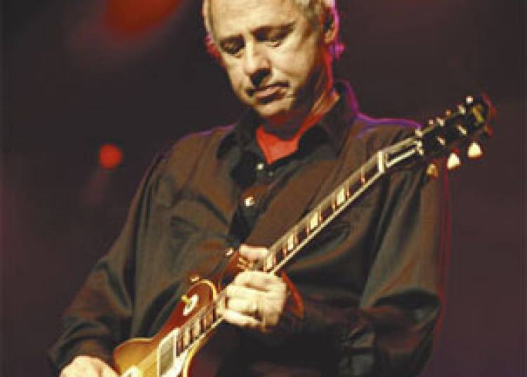 Mark Knopfler � Paris 19�me