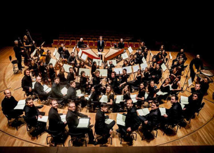 Ensemble Pygmalion / Rapha�l Pichon � Toulouse