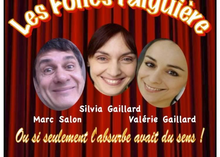 Les folies falguiere � Paris 15�me