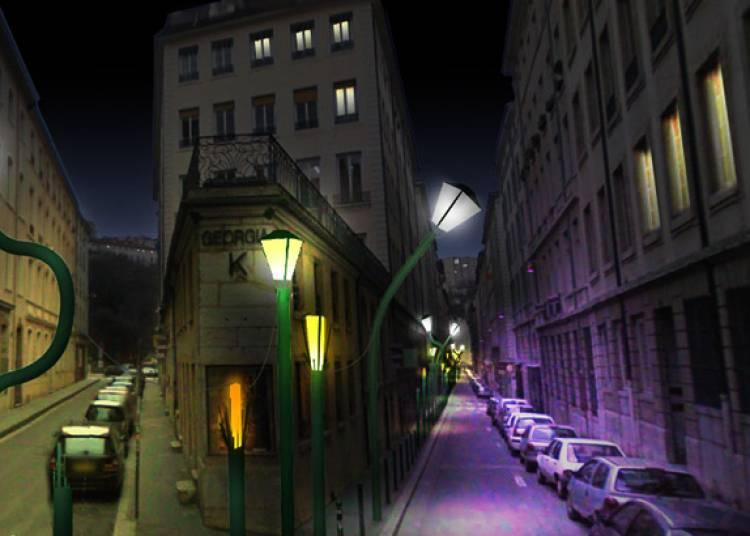 Comment naissent les lanternes ? à Lyon