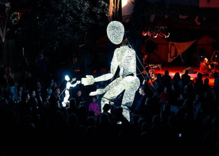 Dundu, les géants de lumière à Lyon