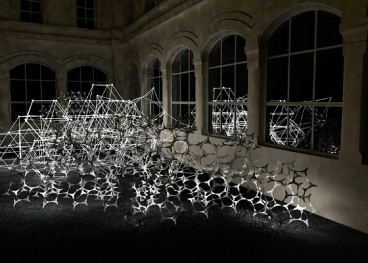 Les filaments de la connaissance à Lyon