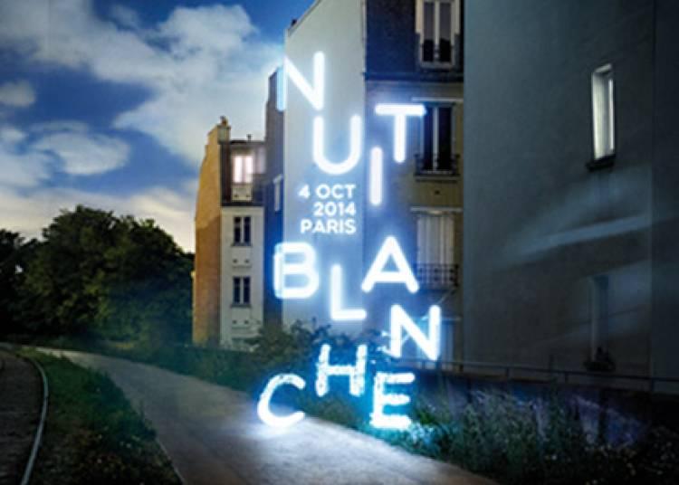 Nuit blanche Paris 2015