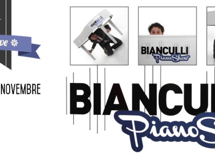 Piero bianculli piano show au b spot � Nice