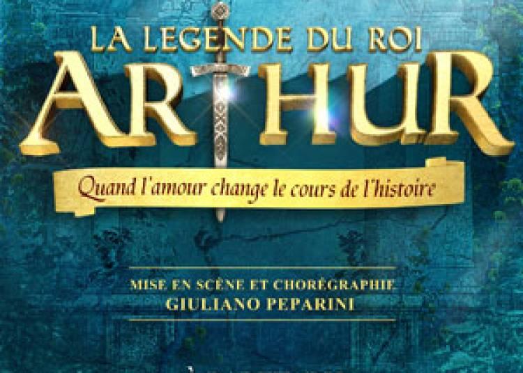 La l�gende du roi Arthur � Nantes