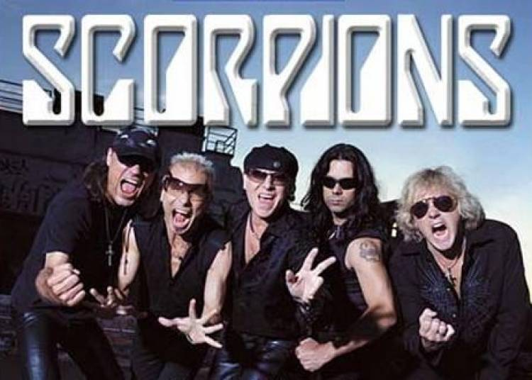 Scorpions, Headcharger et Crucified Barbara � Herouville saint Clair