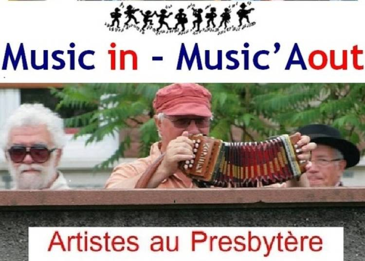 Festival Music in - Music'Aout 2015