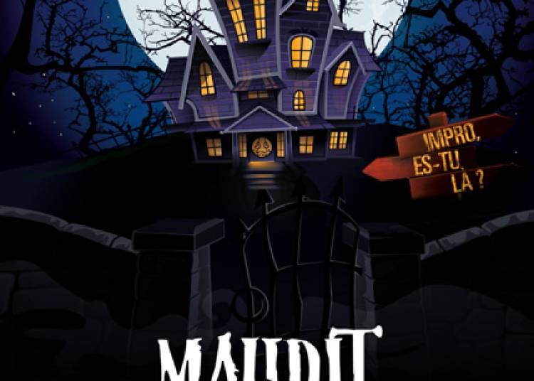 Maudit Manoir � Paris 18�me