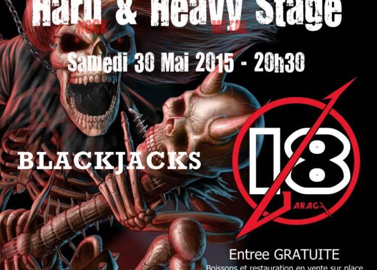 Hard & Heavy Stage � Saint Laurent du Var